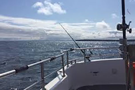 fishing trips in clare