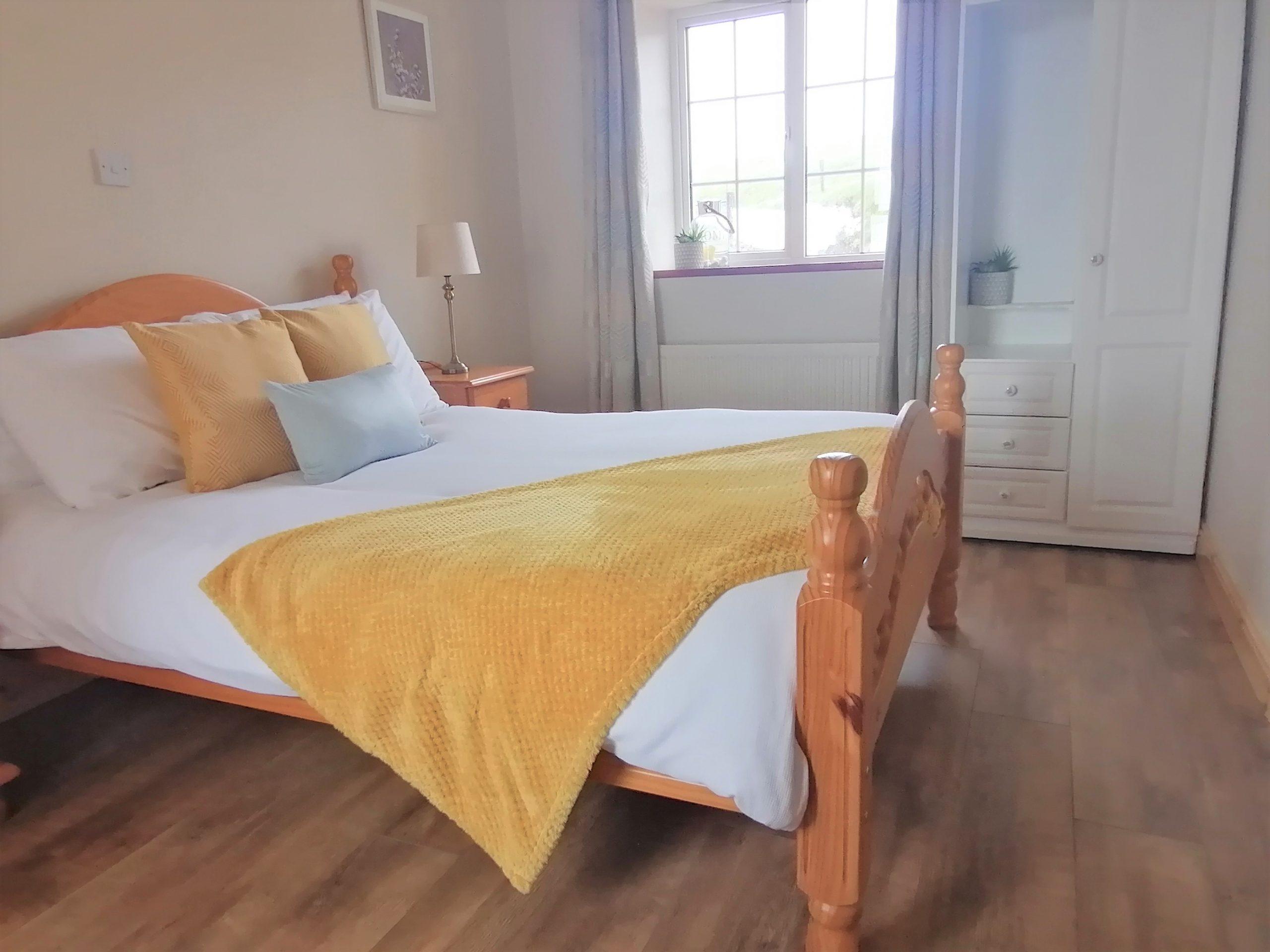 Hilltop Cottage Double Room